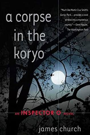 book cover of A Corpse in the Koryo