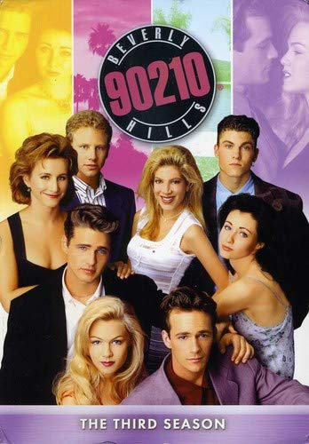 Beverly Hills, 90210: Season 3 (All 9 Seasons One Tree Hill)