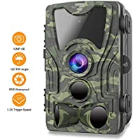 FHDCAM Trail Camera 1080P FHD, Wildlife Game Hunting...