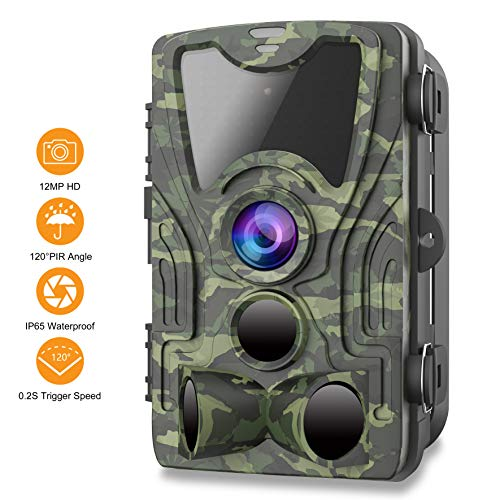 Night Vision Waterproof Camera - 9