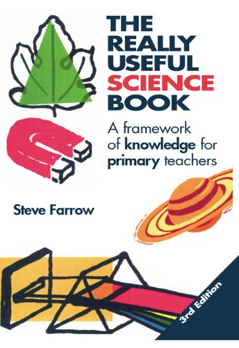Download The Really Useful Science Book: A Framework of Knowledge for Primary Teachers Pdf