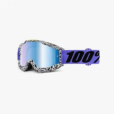 100% Accuri Brentwood Masque de Vtt Mixte Adulte, Violet