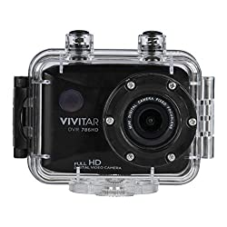 Image of the product Vivitar   Water resistant that is listed on the catalogue brand of Vivitar. It is scored with a 4.4 over 5.