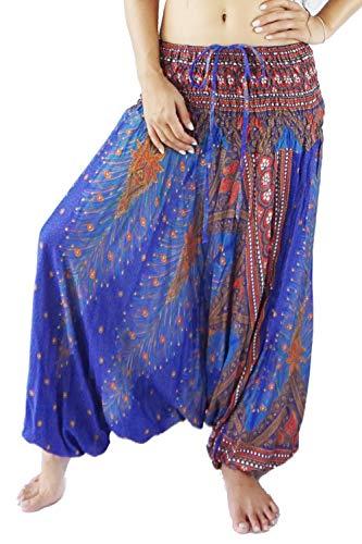 Aladdin harem pants