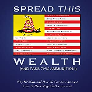 Spread This Wealth Audiobook