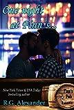 One Night at Finn's: A Finn's Pub Romance