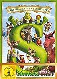 Shrek - Die komplette Geschichte [Import allemand]