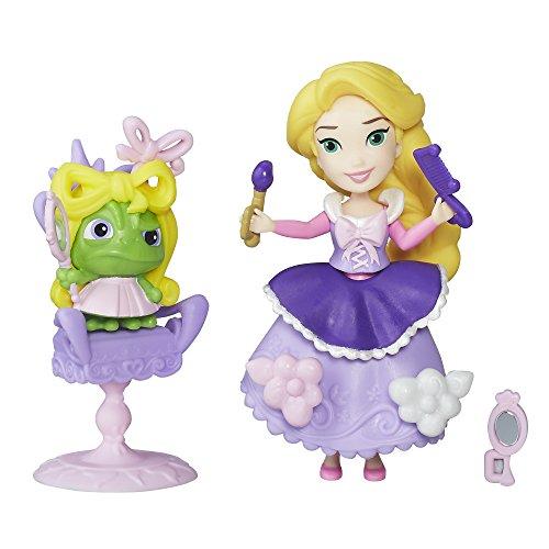 Disney Princess Rapunzel's Styling -