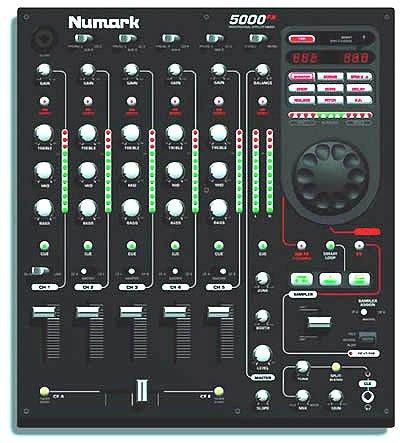 Numark 5000FX 12