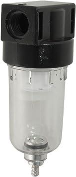 AF2000 - Filtro de aire neumático para compresor: Amazon.es ...