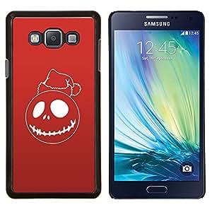 Stuss Case / Funda Carcasa protectora - Red de Navidad Santo - Samsung Galaxy A7 A7000