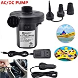 Air Pump for Inflatables Air Mattress Pump Air Bed