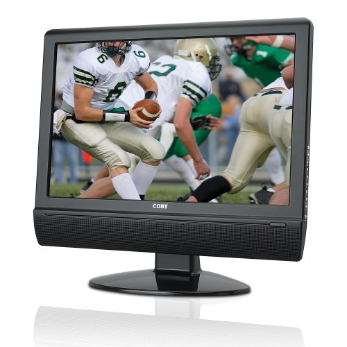 Coby TFTV2224 22-Inch Widescreen LCD HDTV/Monitor with HDMI Input (Black)