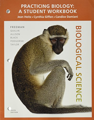 Practicing Biology: A Student Workbook for Biological Science