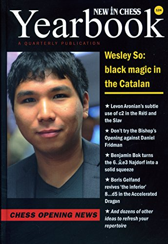 New In Chess Yearbook 124: Chess Opening News -
