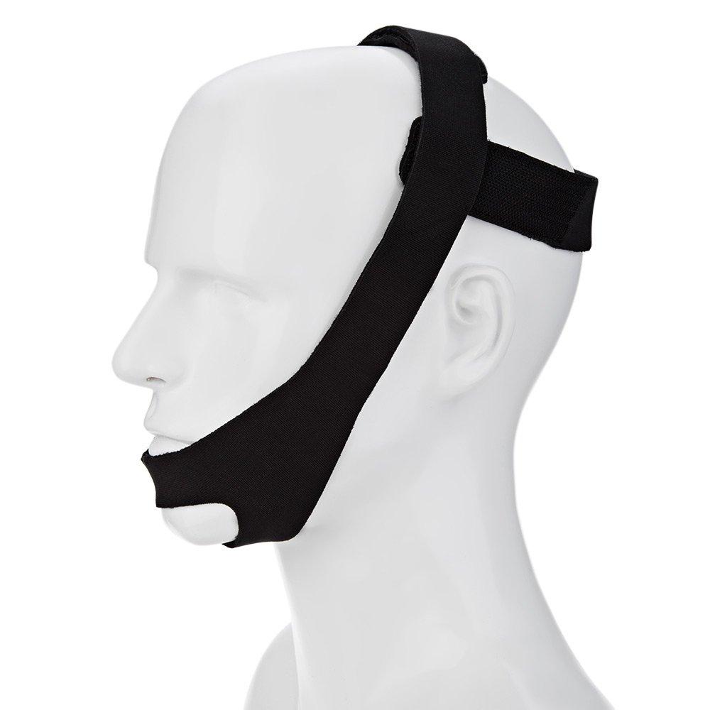 DierCosy Health Care Elastic Adjustable Anti-Snoring Chin Strap