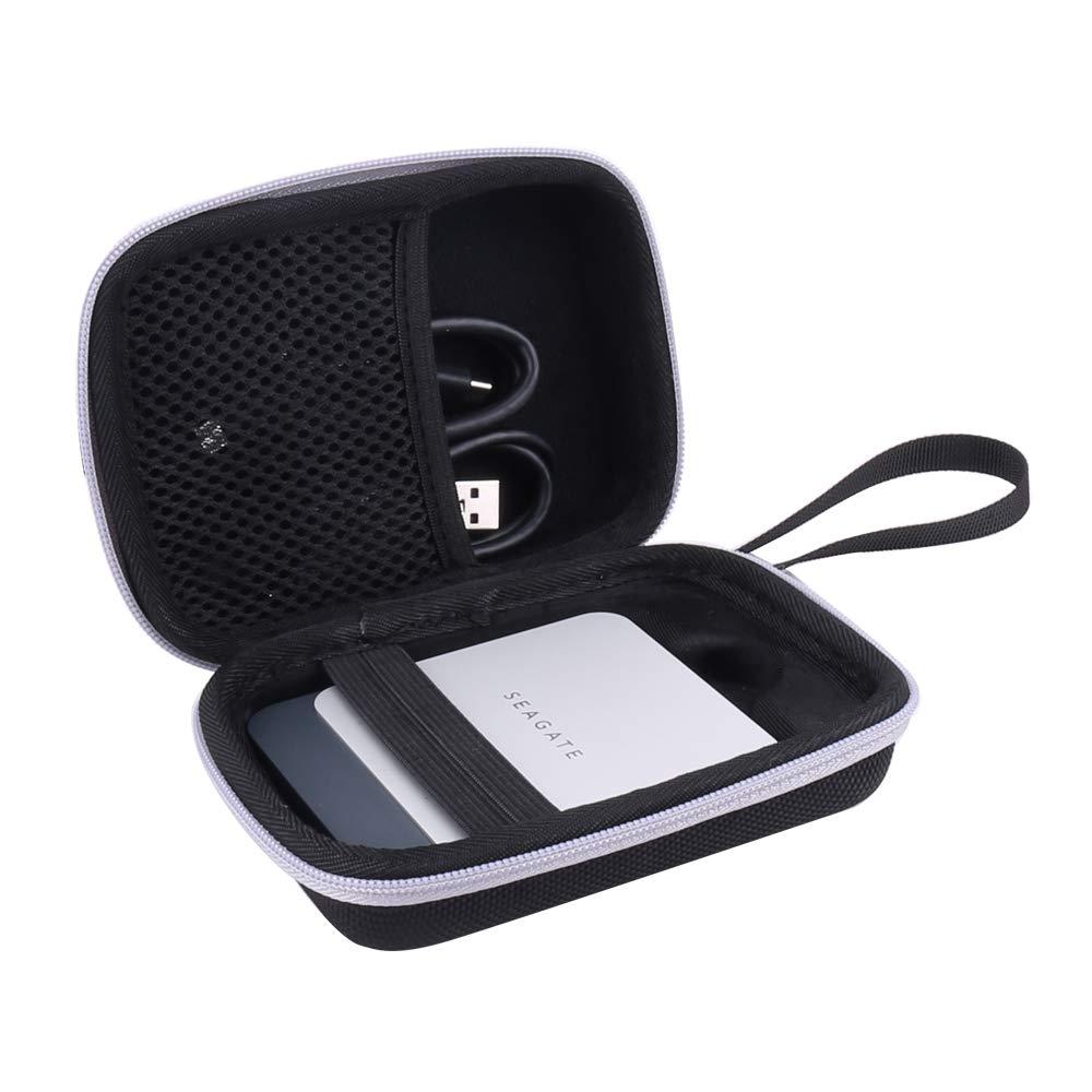 Aenllosi - Funda rígida para Disco Duro Externo Seagate Fast SSD ...