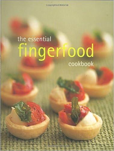 Essential fingerfood cookbook 9781740454605 amazon books forumfinder Choice Image