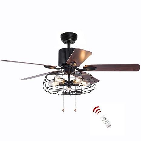 Amazon.com: Ventilador de techo industrial de 52 pulgadas ...