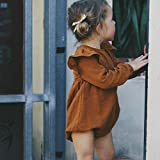 Nowimcute Infant Baby Girl Sisters Long Sleeve