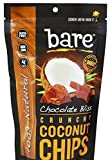 Bare Natural Crunchy Coconut Chips-Chocolate Bliss 2.8oz (80g) (pack of 4) Review