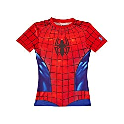 Under Armour Big Boys' Alter Ego Fitted Shirt