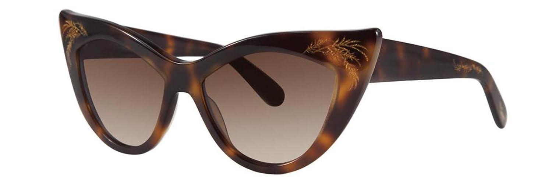 922cc39fdd2 Eyeglasses Zac Posen FIONA TORTOISE Tortoise at Amazon Men s Clothing store