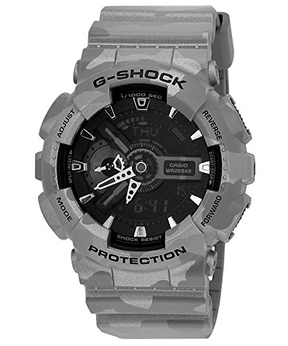 Casio G Shock GA 110CM 8A Camouflage Digital