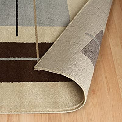 Indoor Area Rug / Mat | Stella Geometric Pattern | Ideal for any Room, Parent, Parent