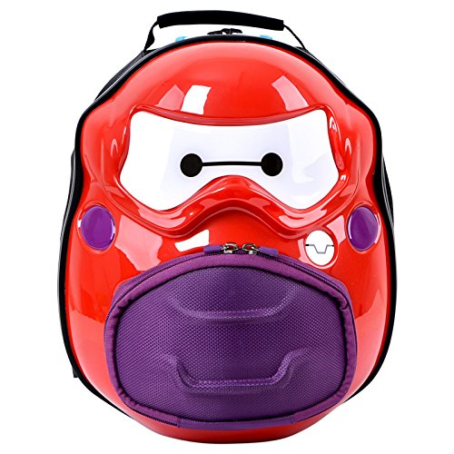 Marvel Big Hero 6 3D Hardshell Backpack (Baymax) (Halloween 2 Ending Scene)