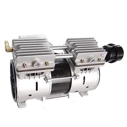 Compresor de Aire silencioso sin Aceite Motor de Cobre Lleno ...