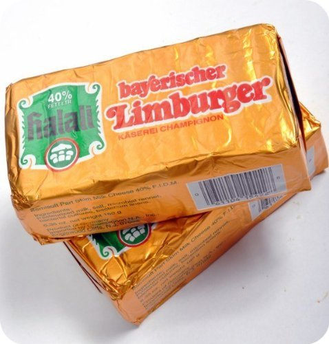 Limburger Cheese - Creamy, 8 (German Cheese)