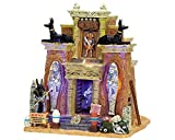 Lemax Spooky Town Village Sights & Sounds Collection Cursed Tomb #75500