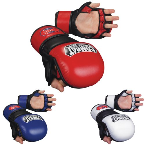 Combat-Sports-MMA-Safety-Boxing-Kickboxing-Muay-Thai-Training-Gloves-Sparring-Punching-Mitts