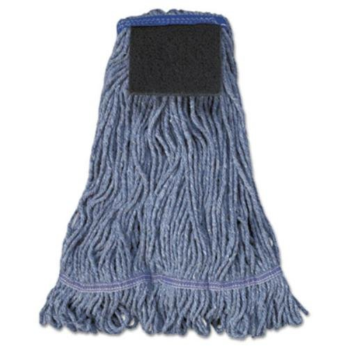 UNS903BL - Looped Mop Head With Scrub Pad Large by Unisan