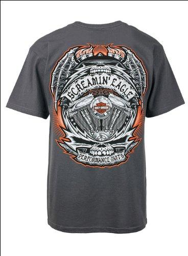 Harley-Davidson Screamin' Eagle Men's Engine Wingspan ...