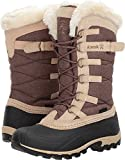 Kamik Snowvalley Snow Boot - Brown - Womens - 7