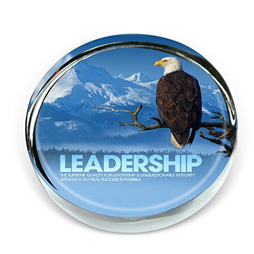Successories Leadership Eagle Positive Outlook Paperweight
