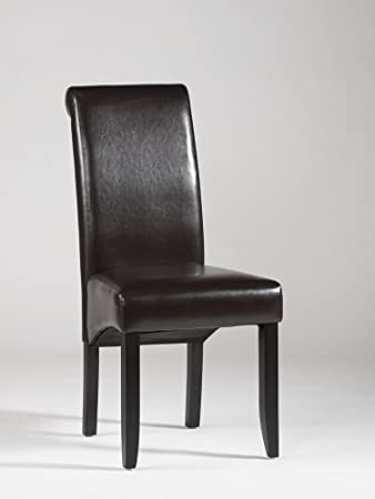 Roll Back Parsons Chair [Set Of 2]