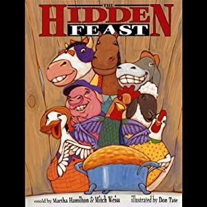 The Hidden Feast Audiobook