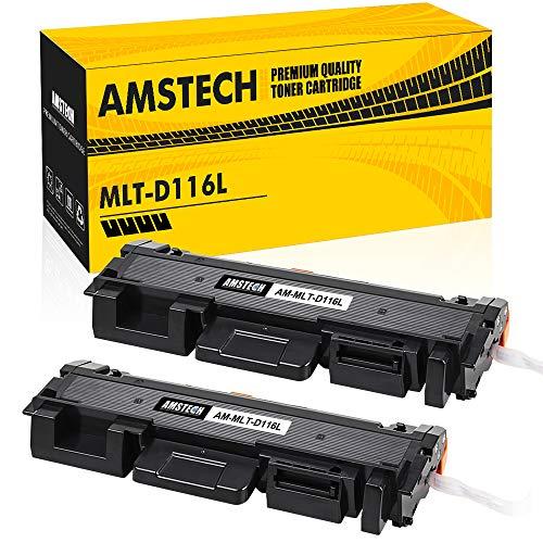 Amstech 2Pack 116L MLT-D116L MLT D116L Compatible Samsung ML