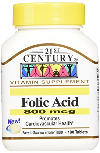 21st Century Folic Tablets Count product image