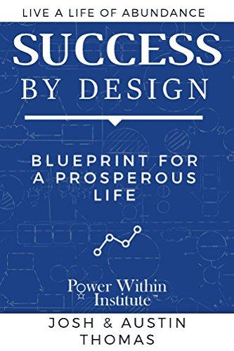 Success Design Blueprint Prosperous Life ebook product image