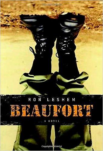 Beaufort: Amazon.es: Leshem, Ron, Fallenberg, Evan: Libros en ...