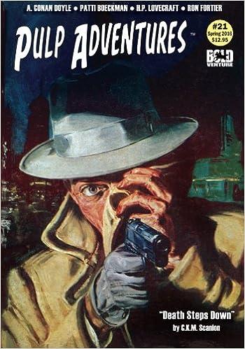 Pulp Adventures 21: Sherlock Holmes and the Secret Quarantine: Volume 21