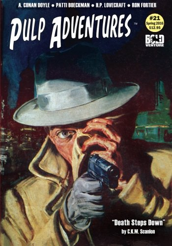 Pulp Adventures #21: Sherlock Holmes and the Secret Quarantine (Volume 21)
