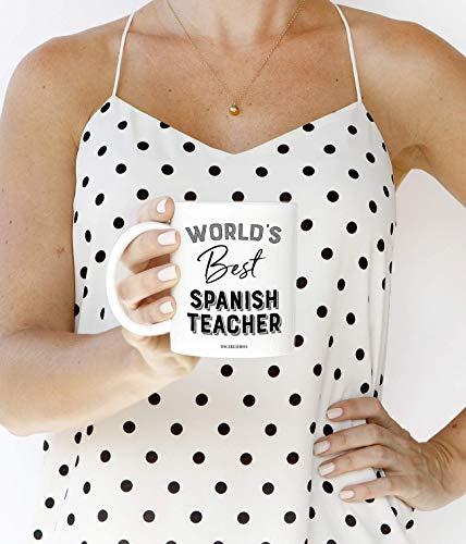 Buy spanish teacher gifts