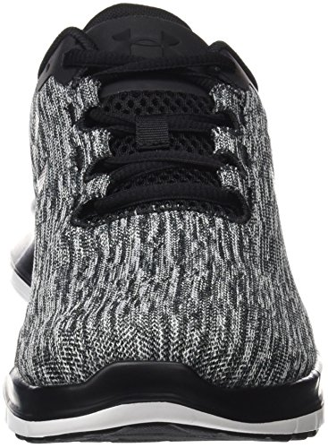 Under Armour Men's Ua Remix Running Shoes, Black Black (Black 001)