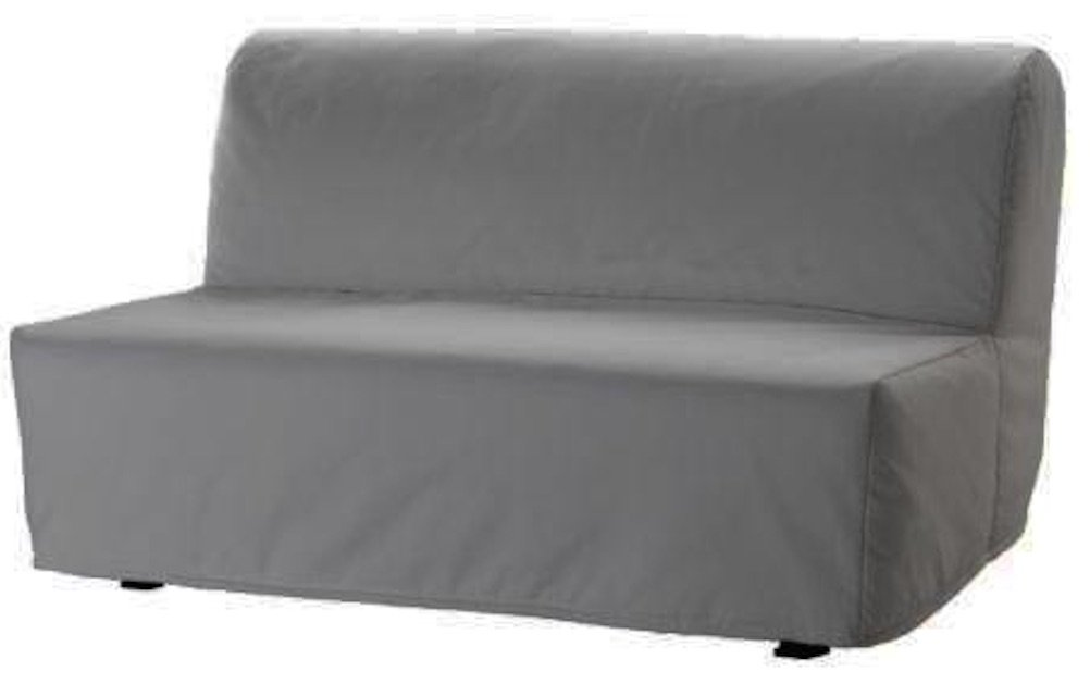 Brilliant The Lycksele Lovas Sofa Bed Cover Replacement Is Custom Made For Ikea Lycksele Sleeper Or Futon Slipcover No Filling Nor Wadding Easy To Wash Light Machost Co Dining Chair Design Ideas Machostcouk