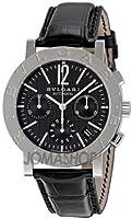 Bvlgari Bvlgari-Bvlgari Chronograph Mens Watch BB38BSLDCH.N by Bvlgari